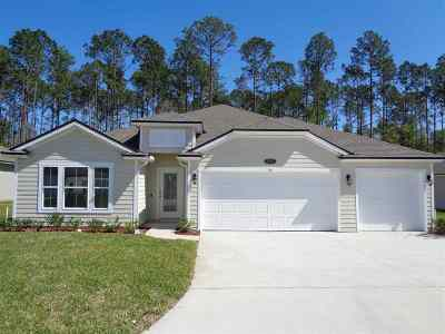 St Augustine Single Family Home For Sale: 551 Crescent Key Drive