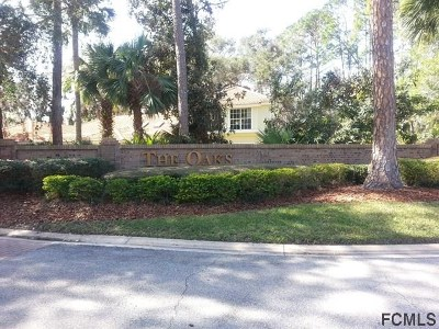 Palm Coast Single Family Home For Sale: 5 Water Oak Place