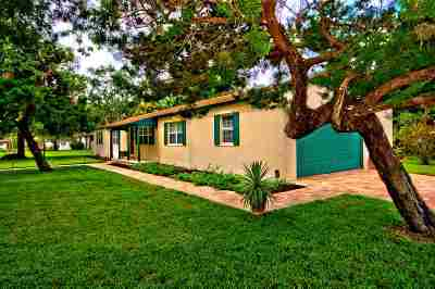 Single Family Home Contingent: 320 Minorca Ave.