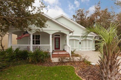 Single Family Home For Sale: 756 Tides End Dr