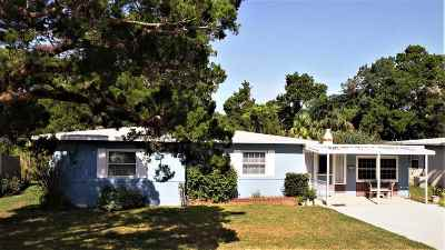 Single Family Home For Sale: 19 Coquina Ave.