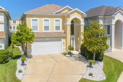 Single Family Home For Sale: 692 Sand Isles Circle