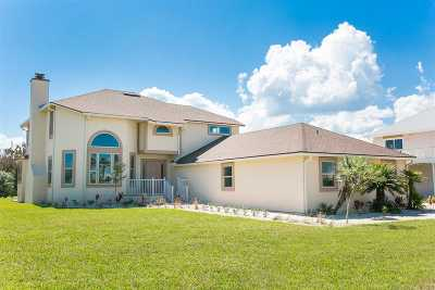Single Family Home For Sale: 7 Ocean Trace Road