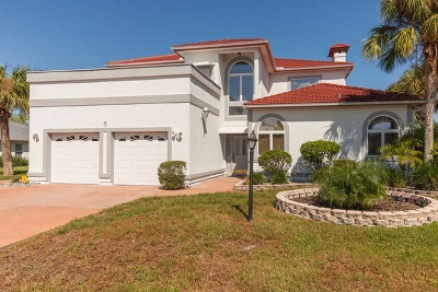 Palm Coast Single Family Home For Sale: 5 Cleveland Ct