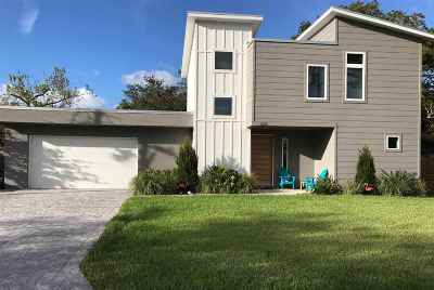 Single Family Home For Sale: 506 F Street