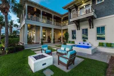 Single Family Home For Sale: 217 Rivershore Lane