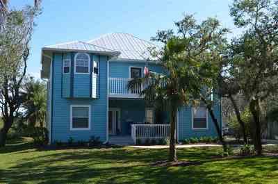 Single Family Home For Sale: 5520 Sunset Landing