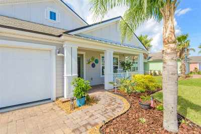 Single Family Home For Sale: 135 Ocean Cay