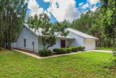 Single Family Home For Sale: 6695 State Road 16