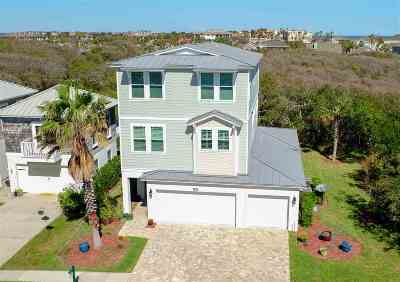 St Augustine FL Single Family Home For Sale: $659,000