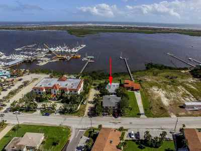 Davis Shores Residential Lots & Land For Sale: 435 Flagler Boulevard