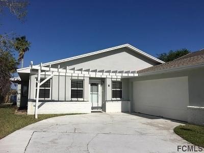 Palm Coast Single Family Home For Sale: 6 Cimmaron