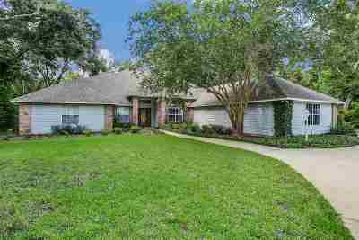 St Augustine FL Single Family Home For Sale: $595,000