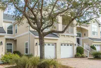 St Augustine Beach Condo For Sale: 1953 Makarios Dr.