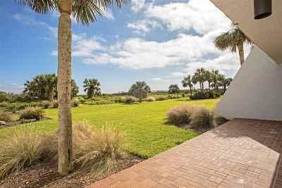 St Augustine Beach Condo For Sale: 20 Dondanville Road #105 #105