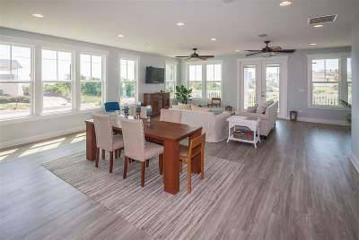 St Augustine Beach FL Single Family Home For Sale: $949,900