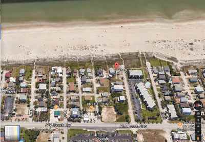 St Augustine Beach Residential Lots & Land For Sale: 4 5th St.
