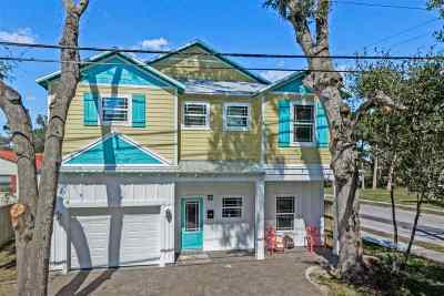 Single Family Home For Sale: 603 Boating Club Road