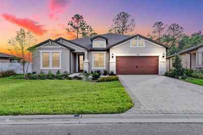Saint Johns County Single Family Home For Sale: 174 Alegria Circle