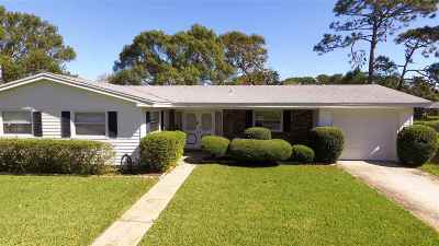 St Augustine Single Family Home For Sale: 224 Phoenetia Dr.