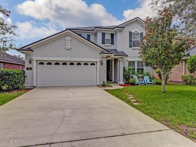 St Augustine Single Family Home For Sale: 207 Pine Arbor Cir