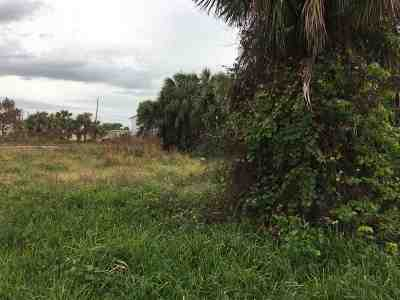 St Augustine Beach Residential Lots & Land For Sale: 610 A1a Beach Blvd
