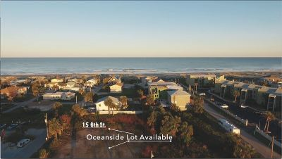 St Augustine Beach Residential Lots & Land For Sale: 15 6th St.