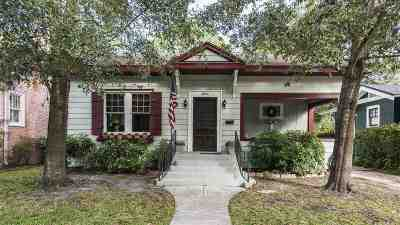 St Augustine Single Family Home For Sale: 15 Sevilla Street