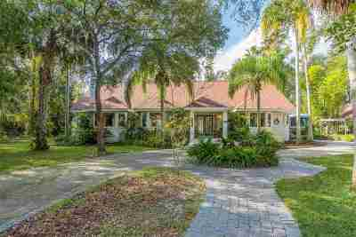 Single Family Home For Sale: 125 Divi Divi Dr