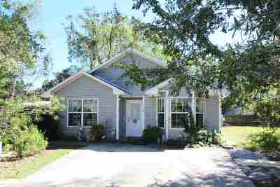 St Augustine Single Family Home For Sale: 1165 3rd Street