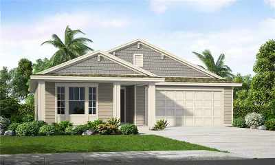 Palm Coast Single Family Home For Sale: N 107 Coopers Hawk Way