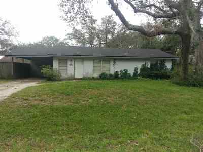 St Augustine Single Family Home For Sale: 130 Tanager Rd