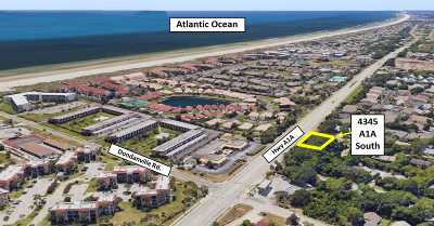 Commercial For Sale: 4345 A1a S.