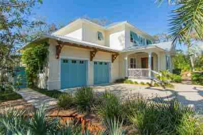 Anastasia Dunes Single Family Home For Sale: 329 Ocean Forest