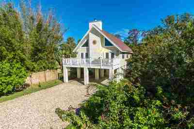 St Augustine FL Single Family Home Conting_accpt Backups: $455,000