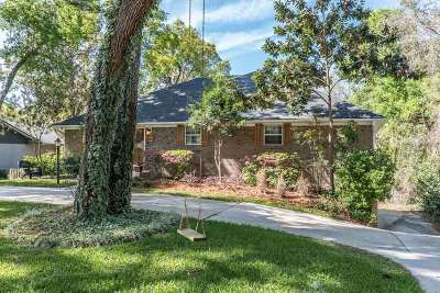 St Augustine FL Single Family Home For Sale: $345,000