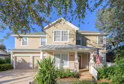 Seagrove Single Family Home For Sale: 943 Saltwater Cir