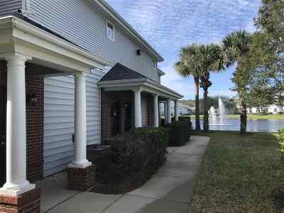 St Augustine Beach Condo For Sale: 16212 Harbour Vista Circle