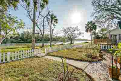 St Augustine Single Family Home For Sale: 67 Park Place