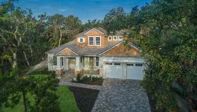 Anastasia Dunes Single Family Home For Sale: 410 Ocean Forest Drive