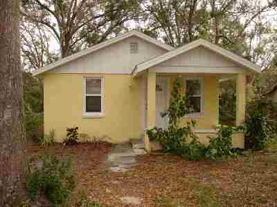 St Augustine Single Family Home Contingent: 19 Nesmith Ave.