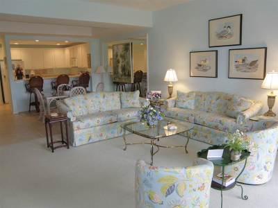 St Augustine Beach Condo For Sale: 1552 Makarios Dr