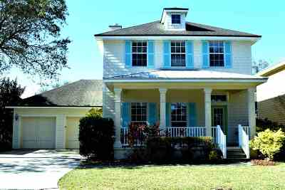 Seagrove Single Family Home For Sale: 609 Sun Down
