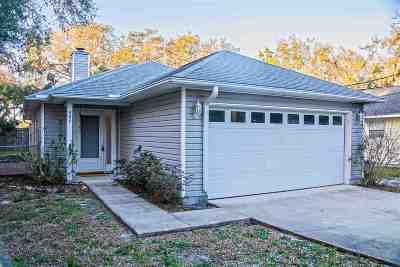 St Augustine Single Family Home For Sale: 497 Pyrus