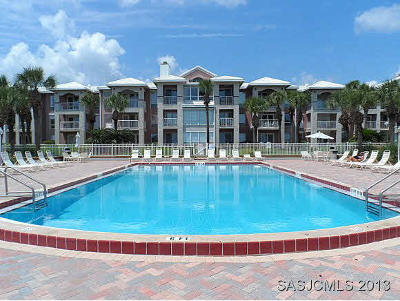 St Augustine Condo For Sale: 6170 A1a South #115
