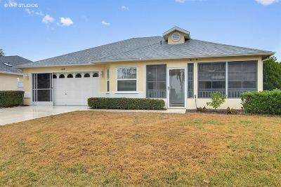 St Augustine Single Family Home For Sale: 328 Island Landing Dr
