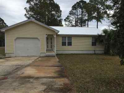 St Augustine Single Family Home For Sale: N 1200 Volusia Street