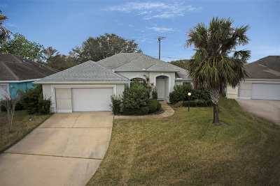 St Augustine Single Family Home For Sale: 996 Windward Way