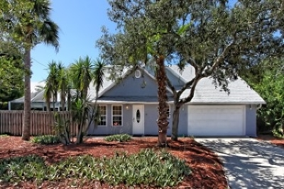 St Augustine FL Single Family Home For Sale: $445,000