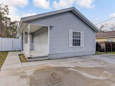 St Augustine Single Family Home For Sale: S 591 Nassau St.